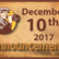 Announcements - December 17, 2017